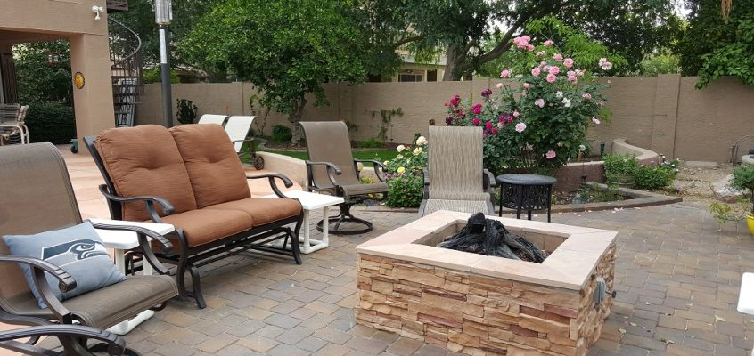 Create your perfect patio!