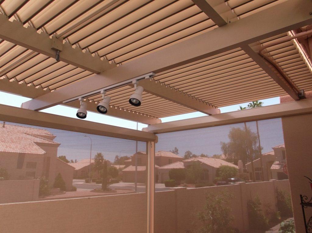 Open Close Patio Cover Terraverde Landscape Solutions